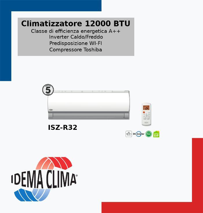 Brusca Centro Vendita Condizionatori Idema Clima Palermo