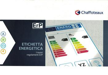 etichetta energetica volantino